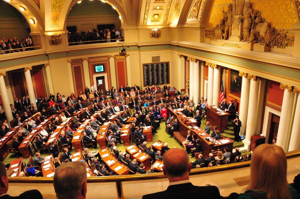 Minnesota State Legislature Invocation